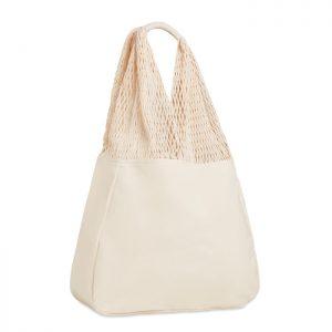 Strandtasche Baumwolle/Mesh BARBUDA - Strandtaschen