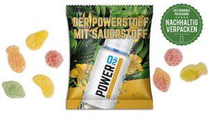Fruchtgummi Fruchtsalat sauer als Werbeartikel mit Logo im PRESIT Online-Shop bedrucken lassen