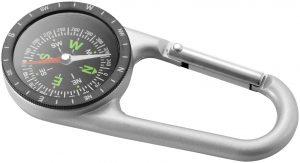 Destiny Kompass mit Karabiner im PRESIT Werbeartikel Online-Shop