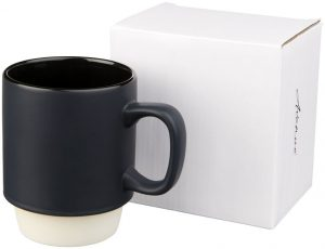 Arthur 420 ml Keramikbecher im PRESIT Werbeartikel Online-Shop
