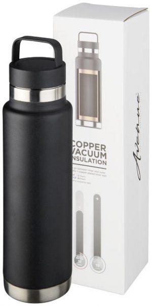 Colton 600 ml kupfer-vakuum Isolierflasche im PRESIT Werbeartikel Online-Shop