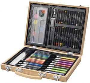 Rainbow 67-teiliges Malset im PRESIT Werbeartikel Online-Shop