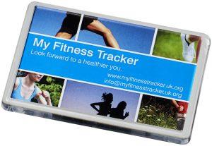 Lure Kunststoff-Kühlschrankmagnet im PRESIT Werbeartikel Online-Shop