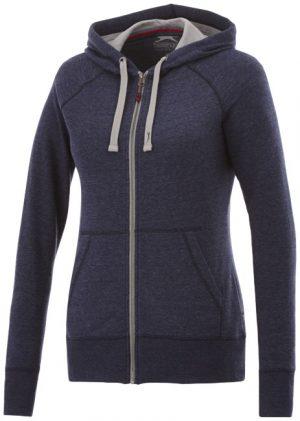 Groundie Kapuzensweatjacke für Damen im PRESIT Werbeartikel Online-Shop