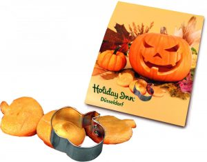 Backe Deinen Halloween Kürbis als Werbeartikel mit Logo im PRESIT Online-Shop bedrucken lassen
