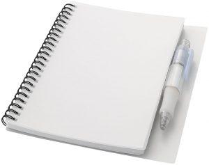Hyatt A5 Spiral Notizbuch mit Stift im PRESIT Werbeartikel Online-Shop