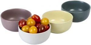 York 4er Set mehrfarbige Schalen im PRESIT Werbeartikel Online-Shop