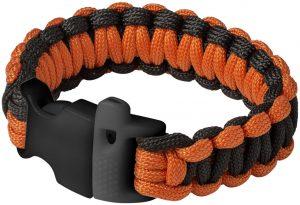 Elliott Paracord Notfallarmband im PRESIT Werbeartikel Online-Shop