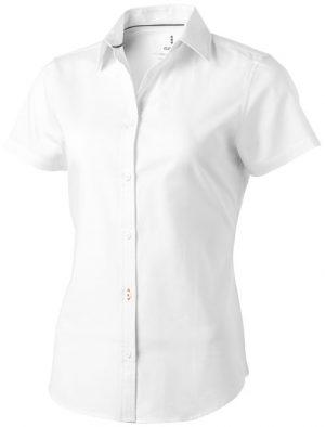 Manitoba kurzärmlige Bluse im PRESIT Werbeartikel Online-Shop