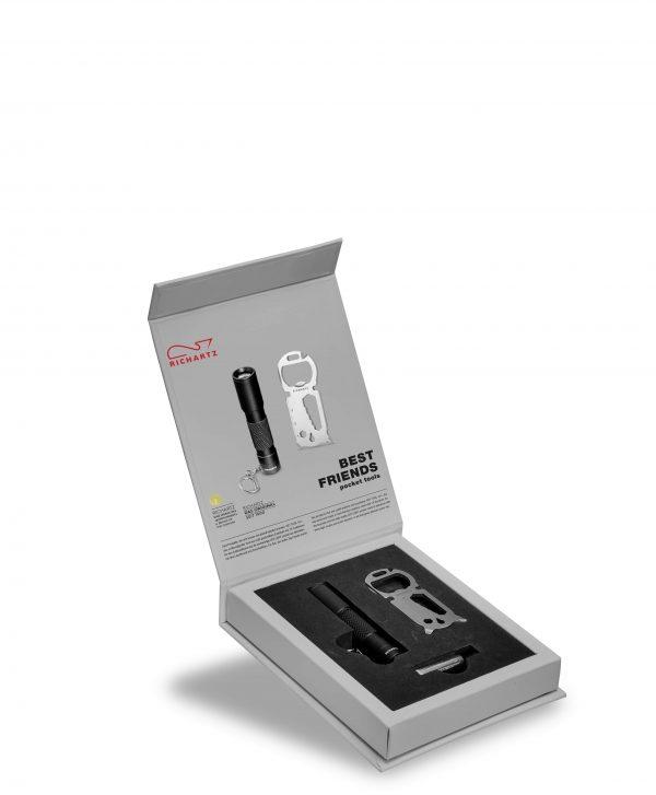 Richartz BEST Friends pocket tools mit Verpackung