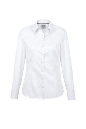 HAKRO Bluse Business (No. 106) als Werbeartikel mit Logo im PRESIT Online-Shop bedrucken lassen