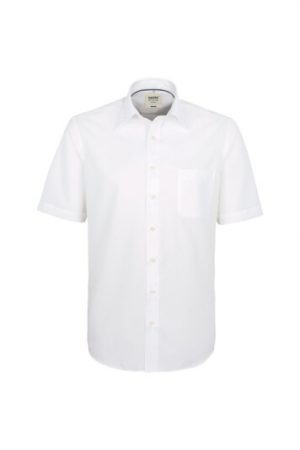 HAKRO 1/2-Arm Hemd Business Comfort (No. 107) als Werbeartikel mit Logo im PRESIT Online-Shop bedrucken lassen