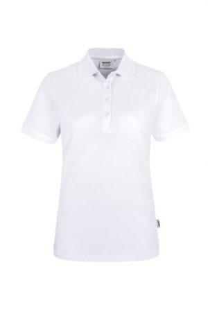 HAKRO Damen Poloshirt Classic (No. 110) als Werbeartikel mit Logo im PRESIT Online-Shop bedrucken lassen