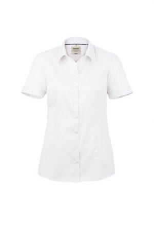 HAKRO 1/2-Arm Bluse Business (No. 112) als Werbeartikel mit Logo im PRESIT Online-Shop bedrucken lassen