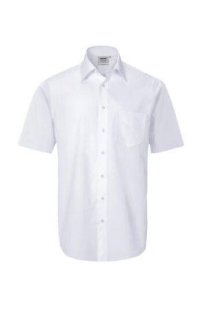 HAKRO 1/2-Arm Hemd Mikralinar® Comfort (No. 122) als Werbeartikel mit Logo im PRESIT Online-Shop bedrucken lassen