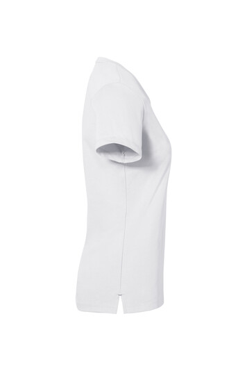 Detailansicht 3 – HAKRO Cotton Tec Damen V-Shirt (No. 169)