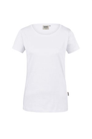 HAKRO Damen T-Shirt Bio-Baumwolle GOTS (No. 171) als Werbeartikel mit Logo im PRESIT Online-Shop bedrucken lassen