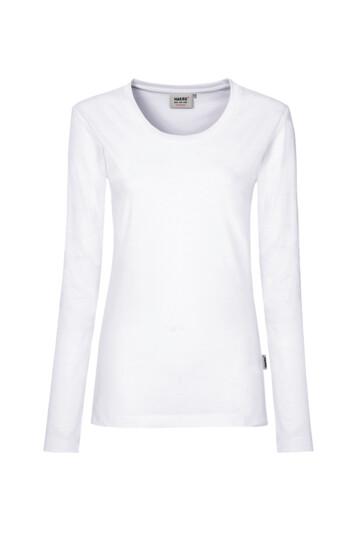 HAKRO Damen Longsleeve Mikralinar® (No. 179) als Werbeartikel mit Logo im PRESIT Online-Shop bedrucken lassen