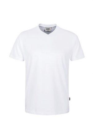 HAKRO V-Shirt Classic (No. 226) als Werbeartikel mit Logo im PRESIT Online-Shop bedrucken lassen