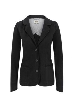 HAKRO Damen Sweatblazer Premium (No. 260) als Werbeartikel mit Logo im PRESIT Online-Shop bedrucken lassen