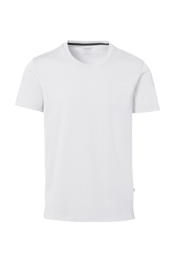 HAKRO Cotton Tec T-Shirt (No. 269) als Werbeartikel mit Logo im PRESIT Online-Shop bedrucken lassen