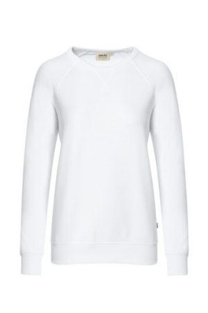 HAKRO Damen Raglan-Sweatshirt (No. 407) als Werbeartikel mit Logo im PRESIT Online-Shop bedrucken lassen