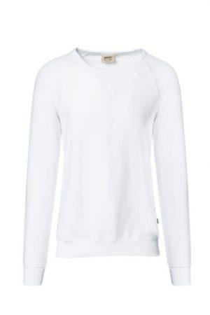 HAKRO Raglan-Sweatshirt (No. 607) als Werbeartikel mit Logo im PRESIT Online-Shop bedrucken lassen