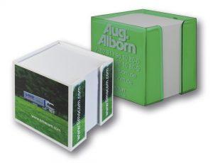 ZETTELBOX als Werbeartikel mit Logo im PRESIT Online-Shop bedrucken lassen