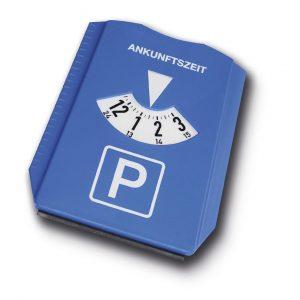 Parkscheibe EUROPA-AT als Werbeartikel mit Logo im PRESIT Online-Shop bedrucken lassen
