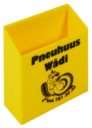 Utensilienbox APO als Werbeartikel mit Logo im PRESIT Online-Shop bedrucken lassen