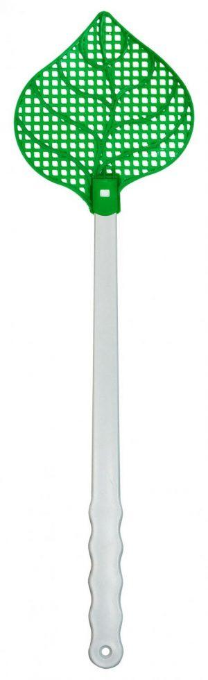 Fliegenklatsche in Blattform BLATT als Werbeartikel mit Logo im PRESIT Online-Shop bedrucken lassen