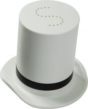 Pfeffer-oder Salzstreuer in Zylinderform CHAPEAU als Werbeartikel mit Logo im PRESIT Online-Shop bedrucken lassen