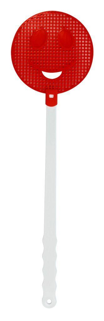 Fliegenklatsche LAUGHIN als Werbeartikel mit Logo im PRESIT Online-Shop bedrucken lassen