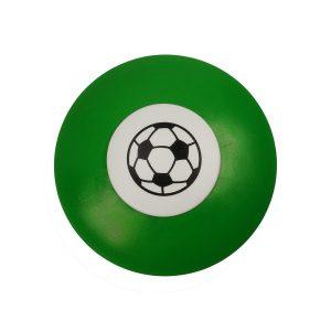 Glasabdeckung mit Fussball-Emblem NEUER als Werbeartikel mit Logo im PRESIT Online-Shop bedrucken lassen