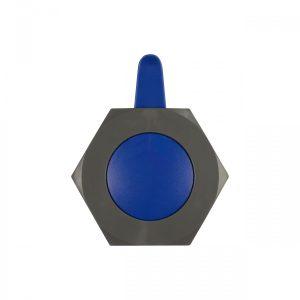 Glasabdeckung mit Clip MUTTI als Werbeartikel mit Logo im PRESIT Online-Shop bedrucken lassen