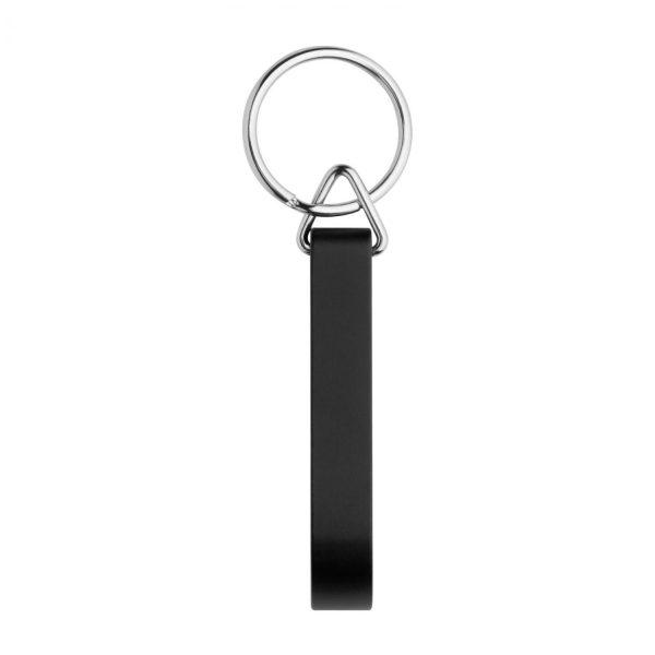 Detailansicht 2 – Schlüsselanhänger mit Flaschenöffner REFLECTS-NARÓN BLACK