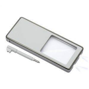 Lupe mit Licht REFLECTS-LACHUTE als Werbeartikel mit Logo im PRESIT Online-Shop bedrucken lassen