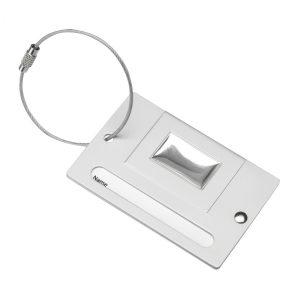 Kofferanhänger REFLECTS-ABBEVILLE als Werbeartikel mit Logo im PRESIT Online-Shop bedrucken lassen
