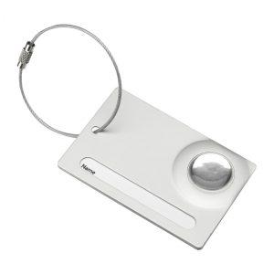 Kofferanhänger REFLECTS-ALFORTVILLE als Werbeartikel mit Logo im PRESIT Online-Shop bedrucken lassen