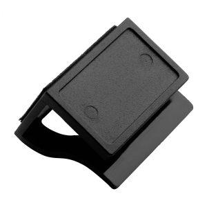 Laptopkamera-Abdeckung REFLECTS-VISALIA BLACK als Werbeartikel mit Logo im PRESIT Online-Shop bedrucken lassen