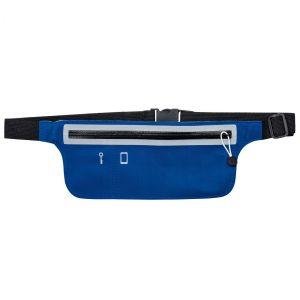 Gürteltasche REFLECTS-HIP BAG BLUE als Werbeartikel mit Logo im PRESIT Online-Shop bedrucken lassen