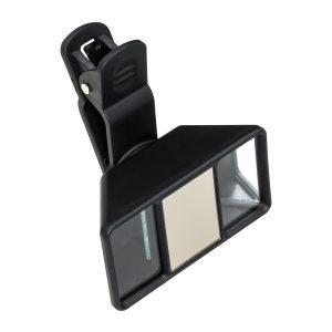 aufsetzbare 3-D Linse REFLECTS-FORMIGINE als Werbeartikel mit Logo im PRESIT Online-Shop bedrucken lassen