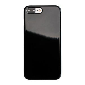 Smartphonecover REFLECTS-Cover iPhone 8 Plus BLACK als Werbeartikel mit Logo im PRESIT Online-Shop bedrucken lassen
