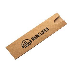 Geschenkbox für Schreibgeräte CLIC CLAC-TUPIZA als Werbeartikel mit Logo im PRESIT Online-Shop bedrucken lassen