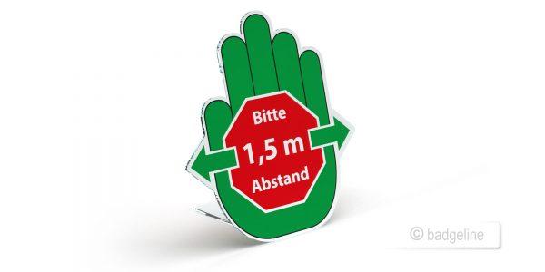 Tisch-/Thekenschild LaserContur – Werbeartikel im PRESIT Online-Shop mit Logo bedrucken lassen