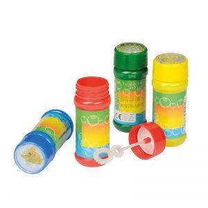 Seifenblasen Werbeartikel in 4 verschiedenen Farben