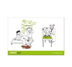Fußmatten als Werbeartikel bedrucken