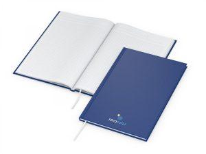 Memo-Book A5 Cover-Star x.press als Werbeartikel mit Logo im PRESIT Online-Shop bedrucken lassen