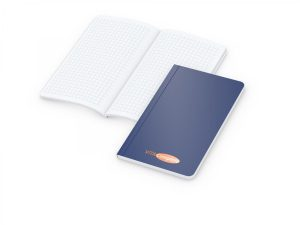 Copy-Book White Pocket Polychrome x.press als Werbeartikel mit Logo im PRESIT Online-Shop bedrucken lassen