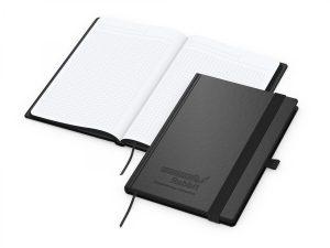 Black-Book A5 bestseller als Werbeartikel mit Logo im PRESIT Online-Shop bedrucken lassen